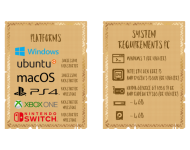 Platforms System Requirements Kickstarter