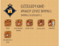 Advanced Service Buildings Info PNG